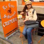 Ella on the Road with Food-Bretagne, France
